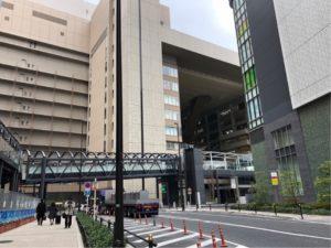 ヨドバシ梅田駐輪場