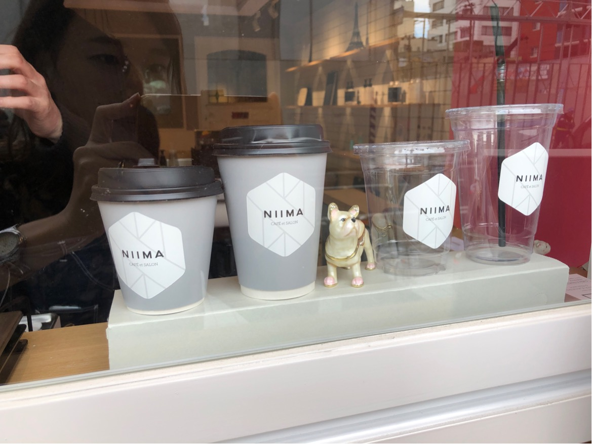 NIIMA CAFE et salon 南森町