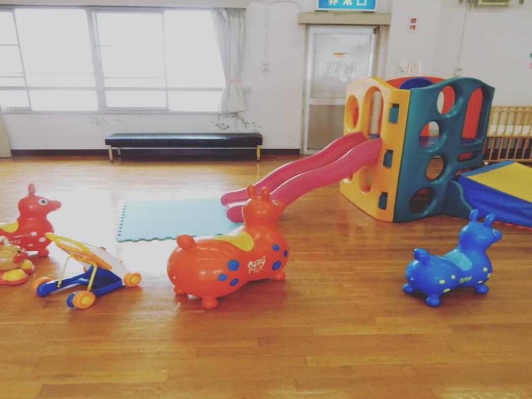 福島区子育てプラザ おもちゃ