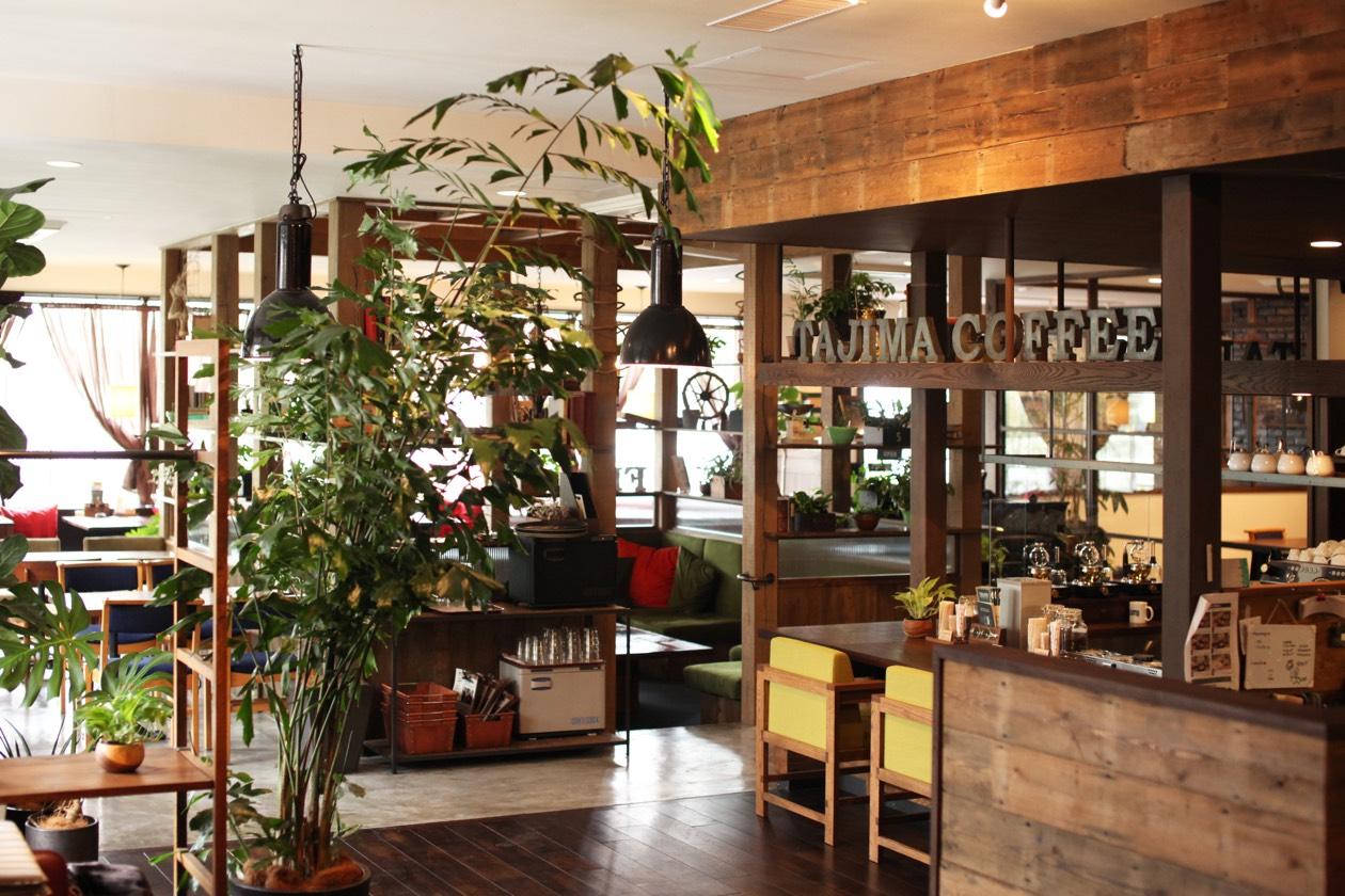 生野区のカフェ