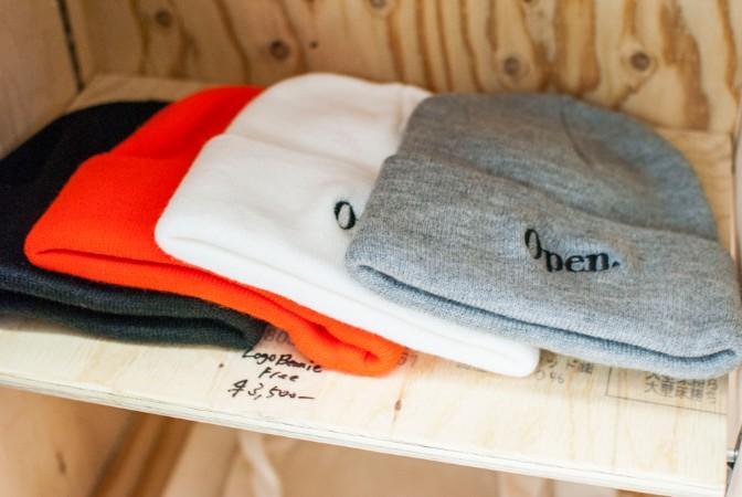 the open.noeザオープンノエのキャップ