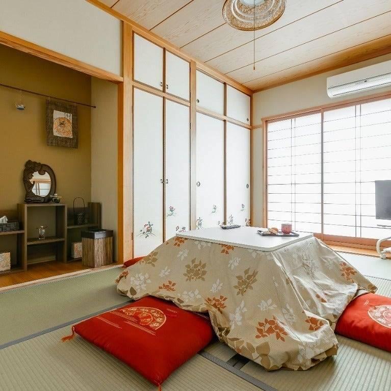 J&M、レンタルスペース、ゲストハウス、和室