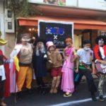 ハロウィンウォーク都島の仮装