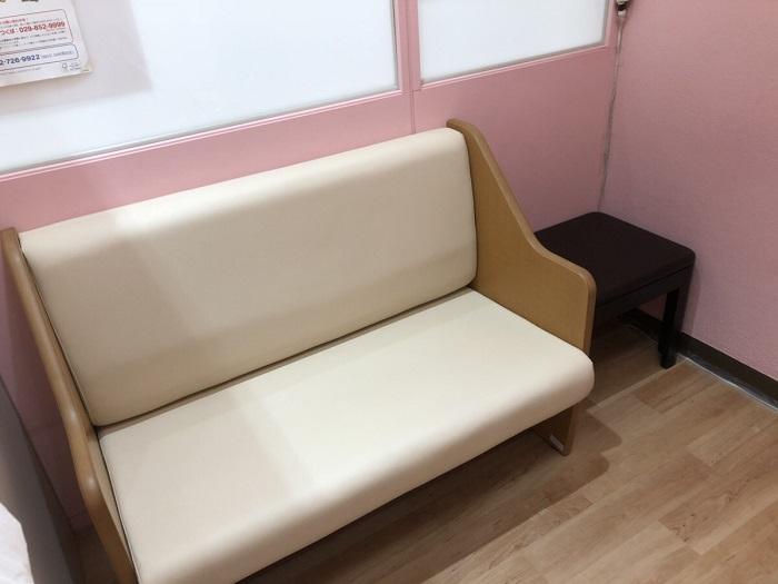 北区保健福祉センターの授乳室