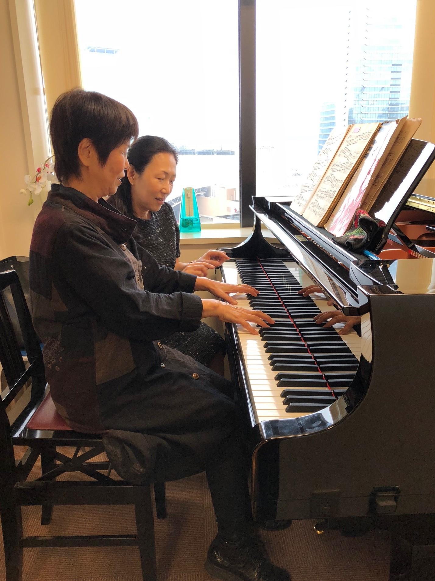 玉田ピアノSOUND VIEW23のピアノ教室