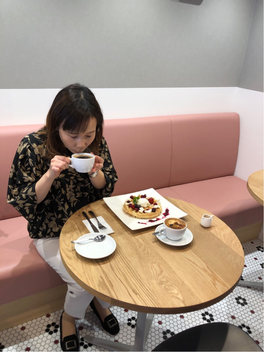 NIIMA CAFE et salon 南森町