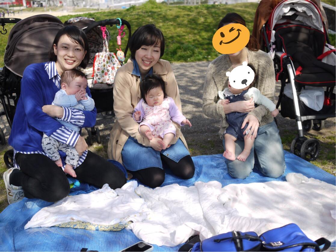 ママ友づくり会 大阪北区
