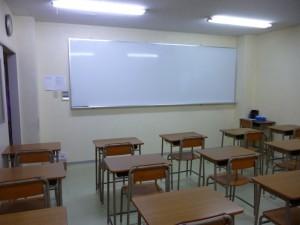 教室内部①