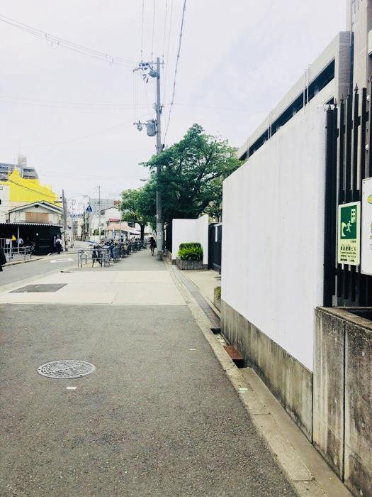 都島駅から玉城クリニック