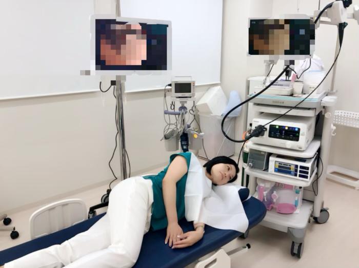玉城クリニック 内視鏡 消化器内科 胃カメラ 大腸カメラ