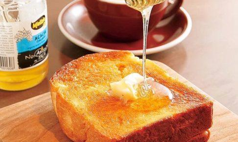 レブレッソ、食パン