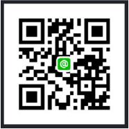 鶴見区ドットコムLINEのQRコード