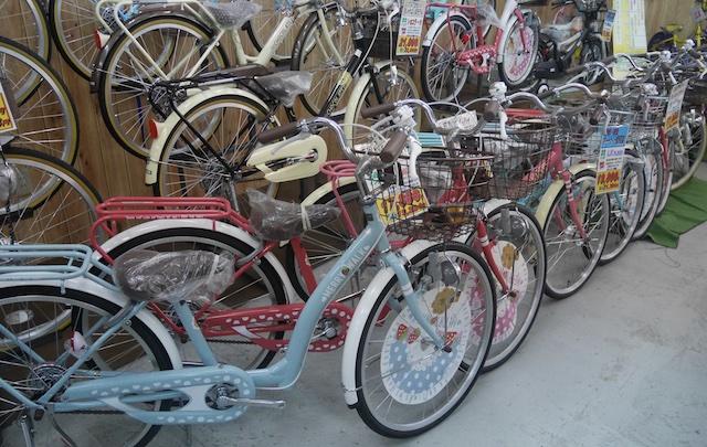 トミタサイクル、小学生、自転車