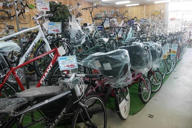 トミタサイクル、子供乗せ自転車