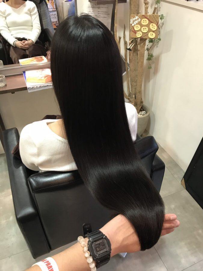 remix hair、トリートメント、髪の病院