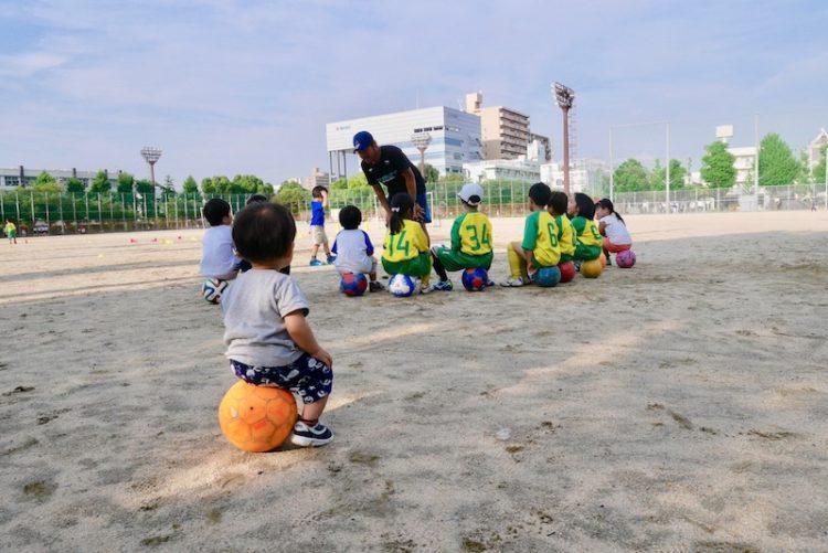 ENC、サッカー、今津公園、スポーツクラブ