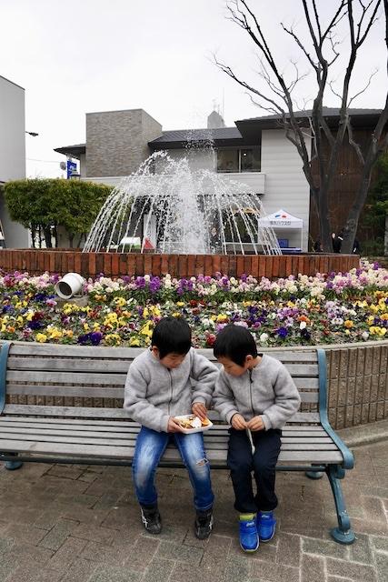 花博記念公園ハウジングガーデン、大阪住宅センター、ワッフル