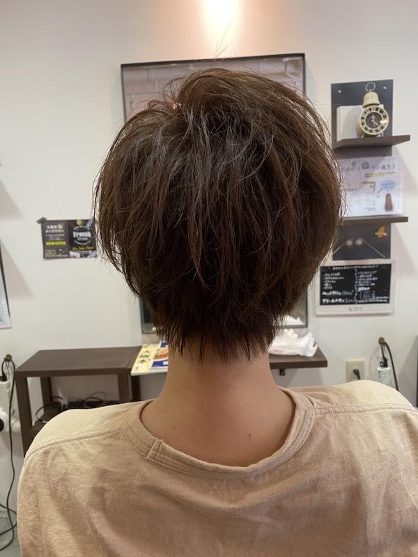 リミックスヘアー 、放出、髪の病院、remixhair、ショートヘア
