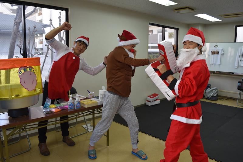 サンタを探せ、鶴見区、イベント、KIZUNA、キズナ