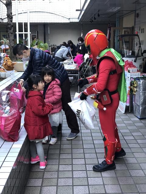 サンタを探せ、鶴見区、イベント、トマティーン