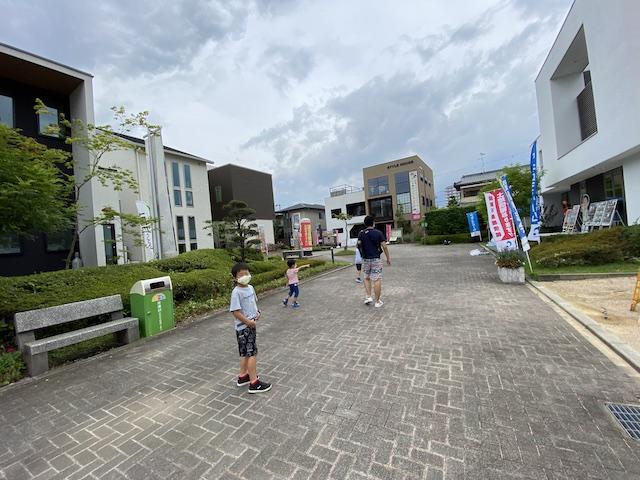 花博記念公園ハウジングガーデン、住宅展示場、イベント、センターハウス、プレゼント