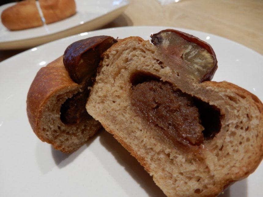 パンとエスプレッソと クリとくりと栗