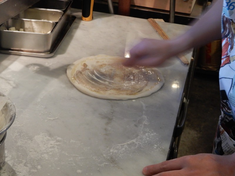 MAKIBI ピザ
