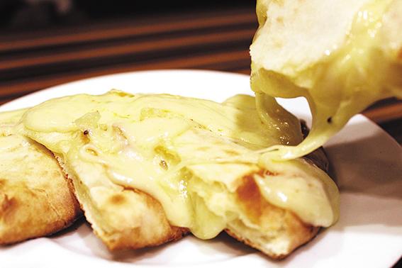 ammy チーズナン
