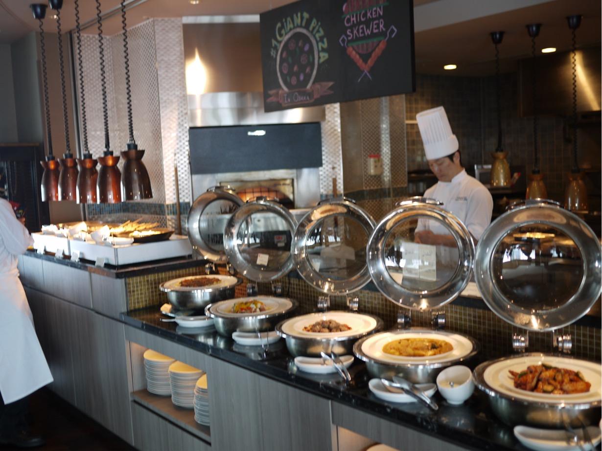スイスホテル エクアドル料理