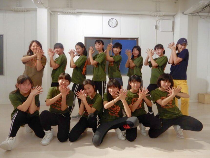 Dance Lab.CLAP 福島区