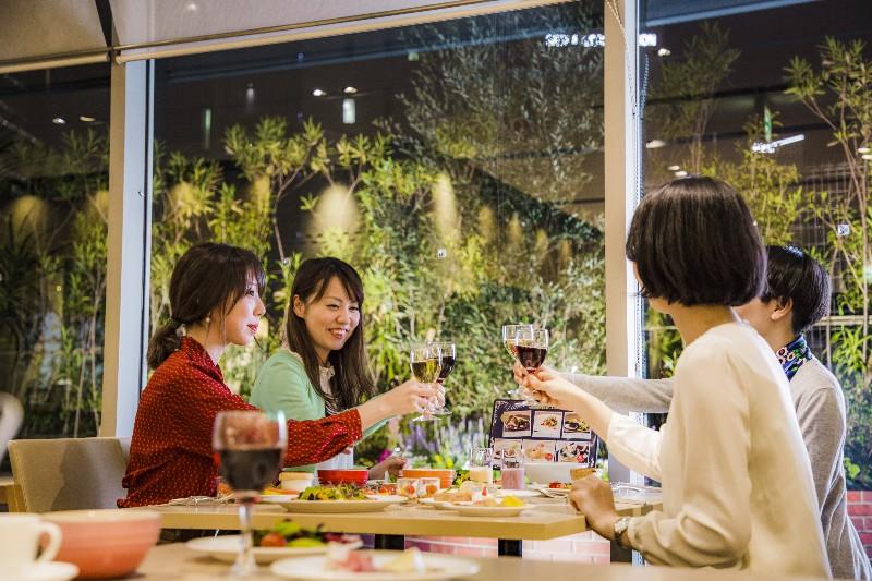 福島区や北区のレストラン&バイキング